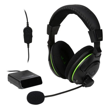 Refurbished Turtle Beach Ear Force X32 Wireless Gaming Headset for Xbox  360, Xbox One, PS4, PC