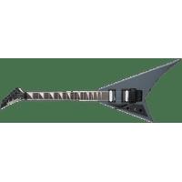 Jackson JS32 Rhoads Left Handed Satin Gray Electric Guitar, Amaranth Fretboard