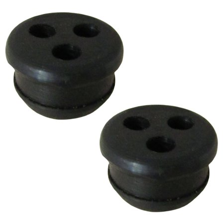 07-126 Two Pack of Fuel/Gas/Petrol Line Grommets for Echo Trimmer ES-210 ES-211 ES-1000 GT-200R GT-1100