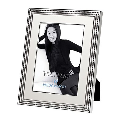 Vera Wang Wedgwood With Love Blanc 5x7 Picture Frame 55080600259