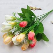 15 True Tulip Bulb Bonsai Flower Plant Flower Bulb Symbolizes Love Tulipanes Flower Plant For Garden Plants