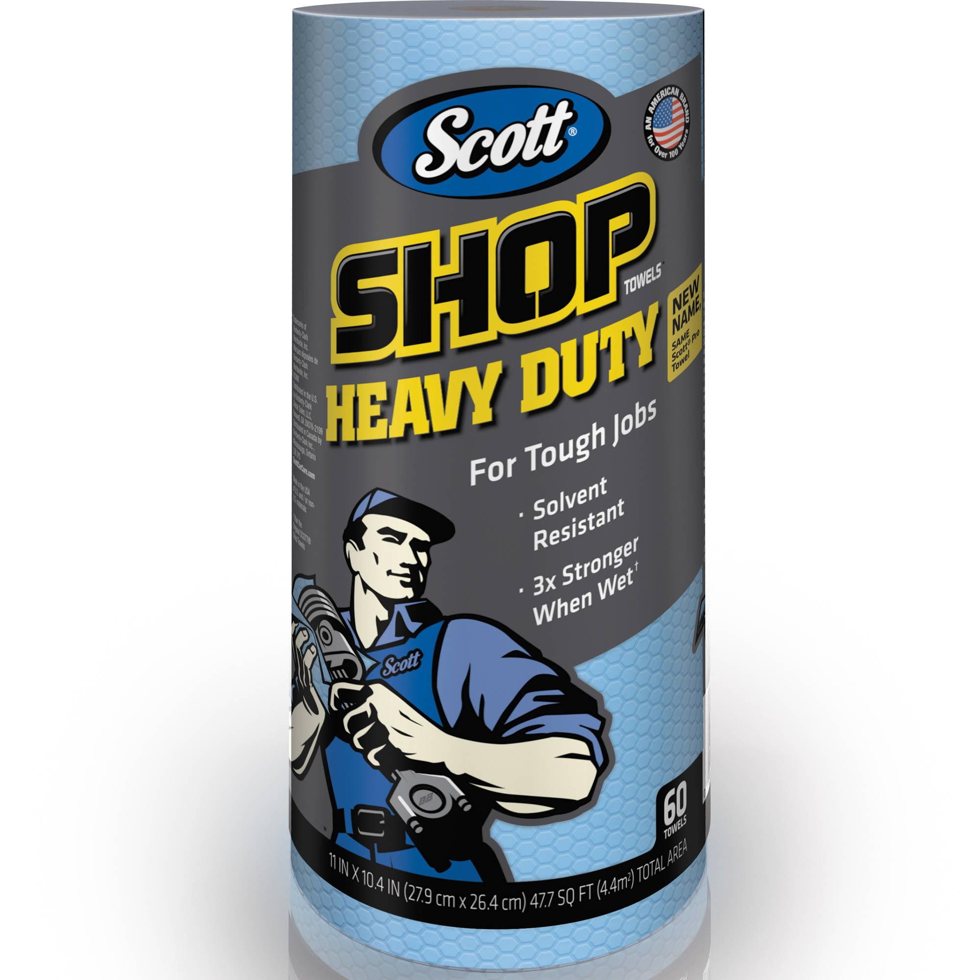 Scott Heavy Duty Towel