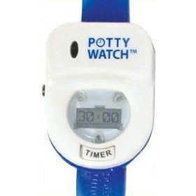 Potty Watch Potty Training Timer in Blue