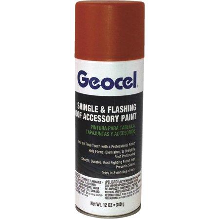 Geocel Corp. TERRA COTTA ROOF PAINT GC91135-6X (Roof Paint)