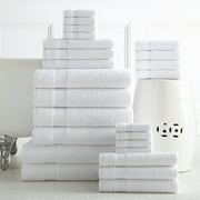 Addy Home Bath Towel Move-In Bundles (10PC, 16PC & 24PC Sets)