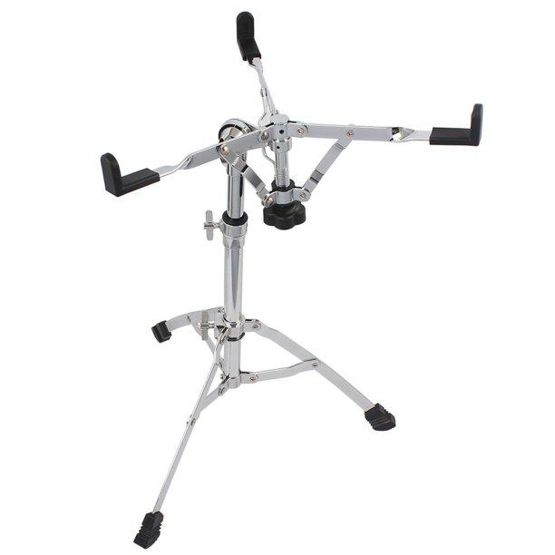 Ktaxon Snare Drum Stand Chrome Hardware Double Braced Holder Percussion - Walmart.com - Walmart.comListsGift Finder