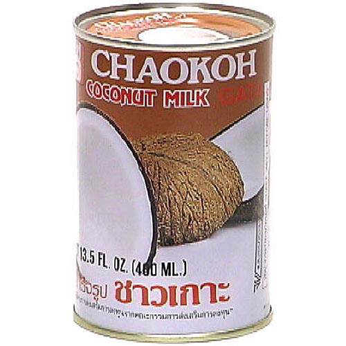 Chaokoh Coconut Milk, 13.5 oz (Pack of 24) by Generic