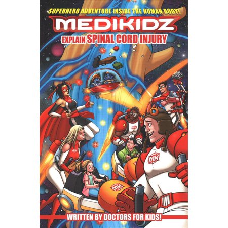 Medikidz Explain Spinal Cord Injury