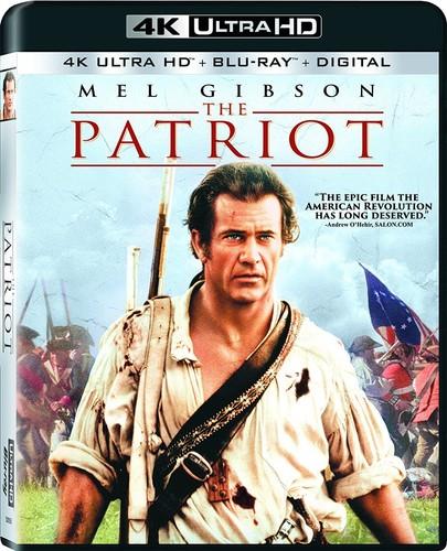 The Patriot 4K + Blu-ray + Digital