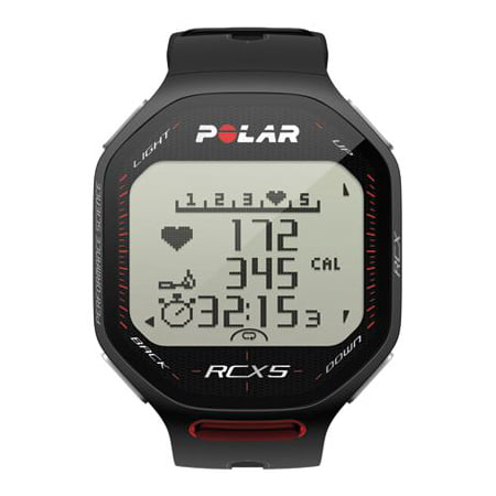 Polar RCX5 SD Heart Rate Monitor Watch ()