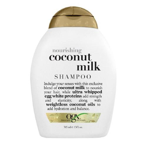 Organix Nourishing Coconut Milk Shampoo 13 oz (Pack of 2)