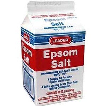 Epsom Salt Granules 16 oz.-1 Each