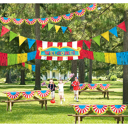Carnival Giant Decorating Kit