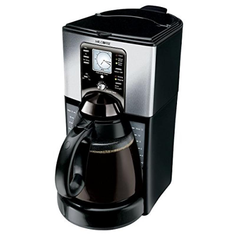 Mr. Coffee Ftx41-np 12-cup Programmable Coffeemaker Kitch...