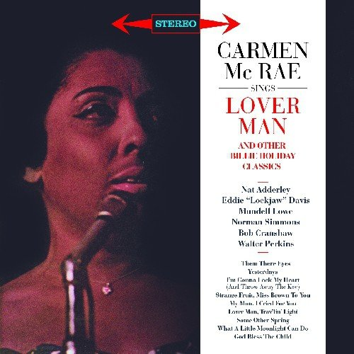 Sings Lover Man & Other Billie Holiday Classics
