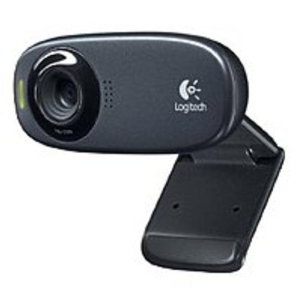 Logitech 960-000585 C310 5 Megapixels HD Web Camera for Laptops, (Refurbished)