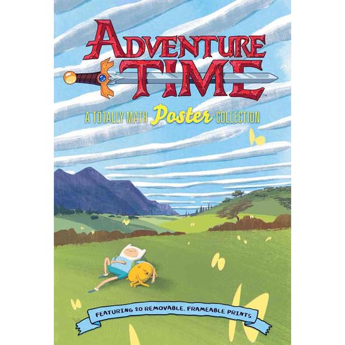 Adventure Time: Featuring 20 Removable, Frameable Prints