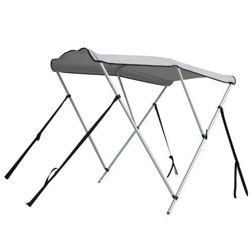 3 Bow Portable Bimini Top Cover Sun Canopy Suit 14-15 ft ...