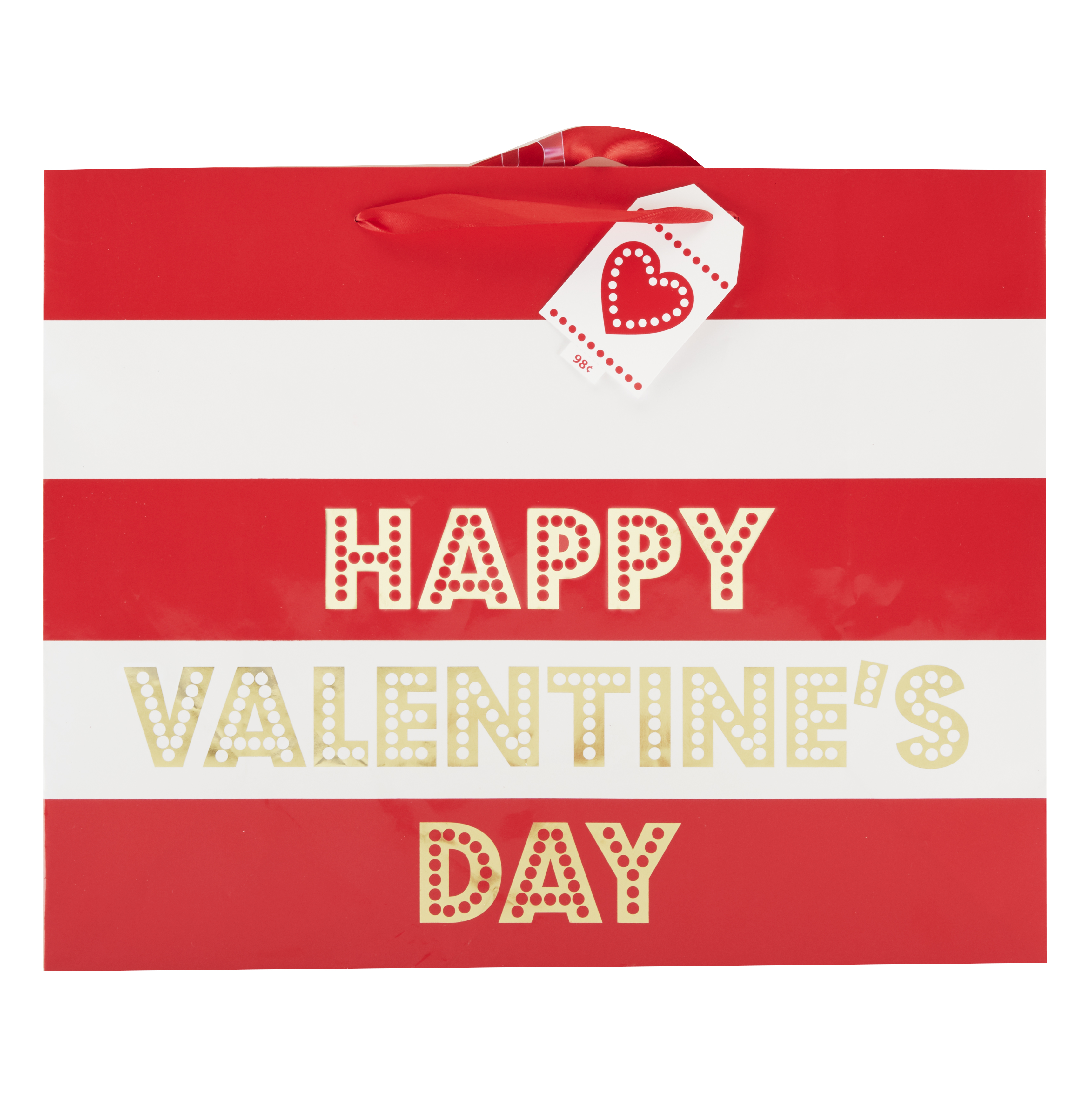 Way To Celebrate Valentine's Day Gift Bag