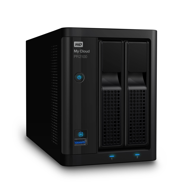 WD My Cloud PR2100 NAS Windows Vista 32-BIT