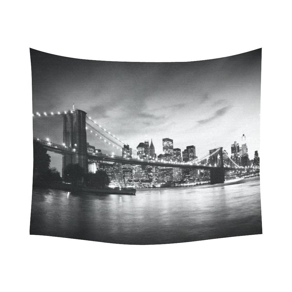 Gckg on walmart marketplace marketplace pulse for Brooklyn bridge black and white wall mural