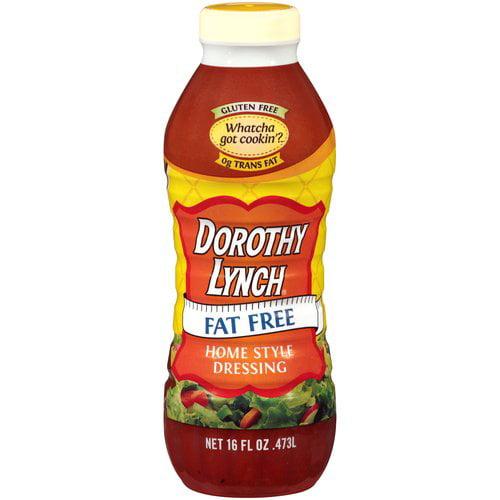 Dorothy Lynch Fat Free Home Style Dressing, 16 fl oz