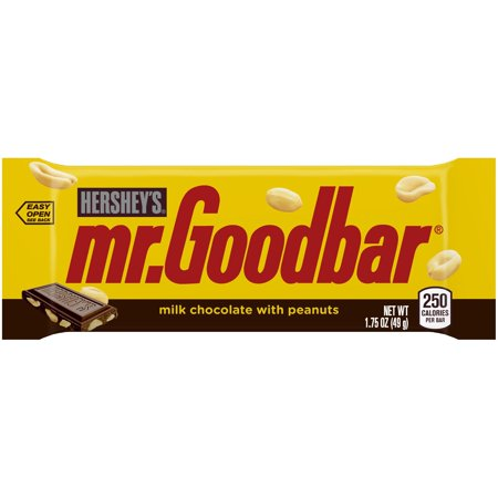 HERSHEY'S Mr. Goodbar - 36ct/1.75oz