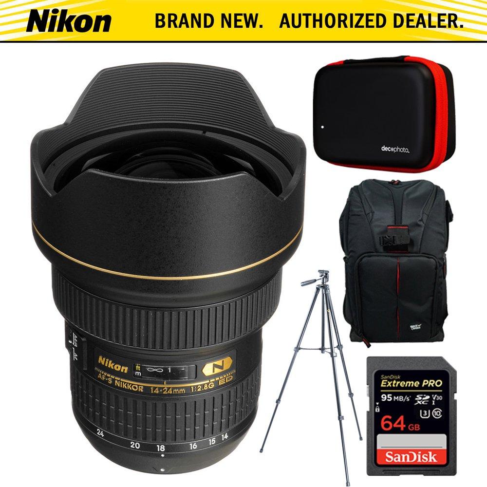 Nikon Nikkor AF-S 14-24 mm f/2.8G ED review - Introduction