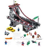 LEGO Super Heroes Spider-Man: Web Warriors Ultimate Bridge 76057