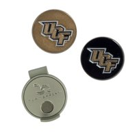 UCF Knights Hat Clip & Ball Markers Set - No Size