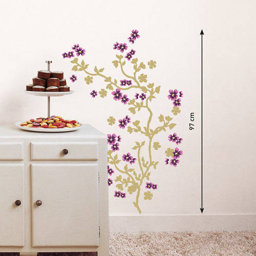 Retrospect Group Japanese Cherry Tree Wall Decal