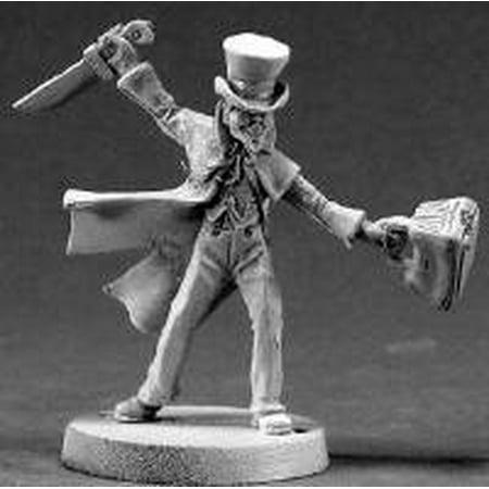 Reaper Miniatures Jack The Ripper #50012 Chronoscope Metal D&D RPG Mini - Jack Miniature