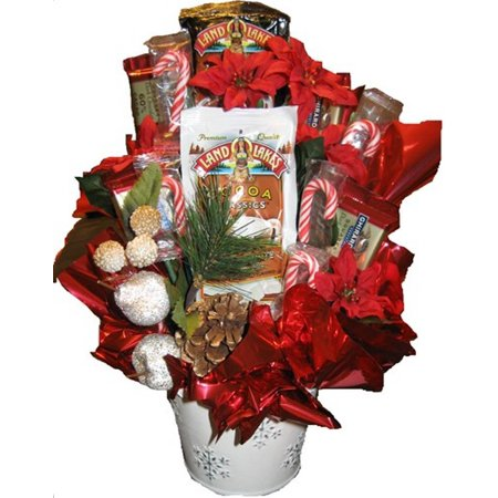 - Candy Cane Christmas Bouquet