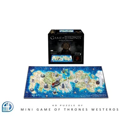 4D Mini Game of Thrones: Westeros (Other) (Halloween Mini Games Ideas)