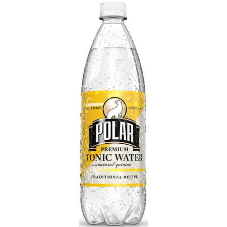 (24 Bottles) Polar Tonic Water, 1 L](Tonic East Halloween)