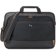 Solo USLUBN3004 US Luggage Urban Ultra Laptop Case, Black and Gold