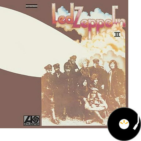 Led Zeppelin Ii (Vinyl) - Led Zeppelin Halloween Song