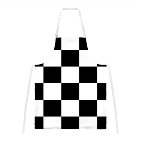 finish line checkered flag all over apron walmart com
