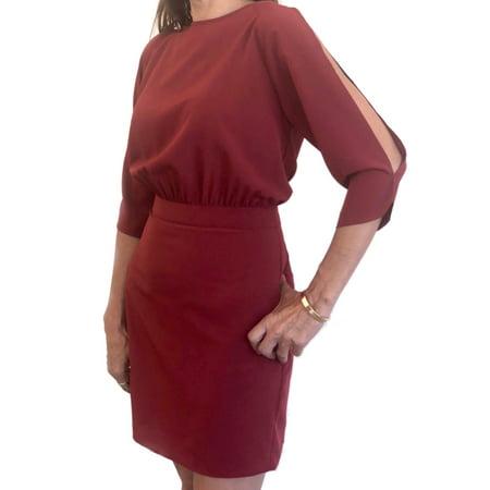 Women's Cold Shoulder Dress](Gatsby Dresses Online)