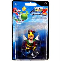 Super Mario Galaxy 2 Mini Figure Keychain Bee Luigi [Toy]