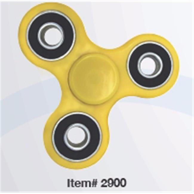 Just For Laughs 15655X Fidget Spinner Solid, Assorted Color
