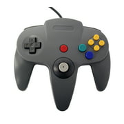 Grey Replacement Controller for Nintendo N64 by Mars Devices