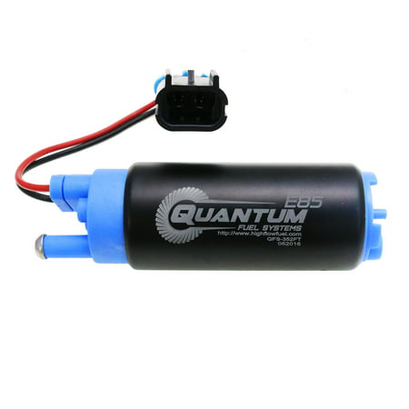 Quantum 340LPH E85 Specific Intank Fuel Pump Ford F150 Pickup