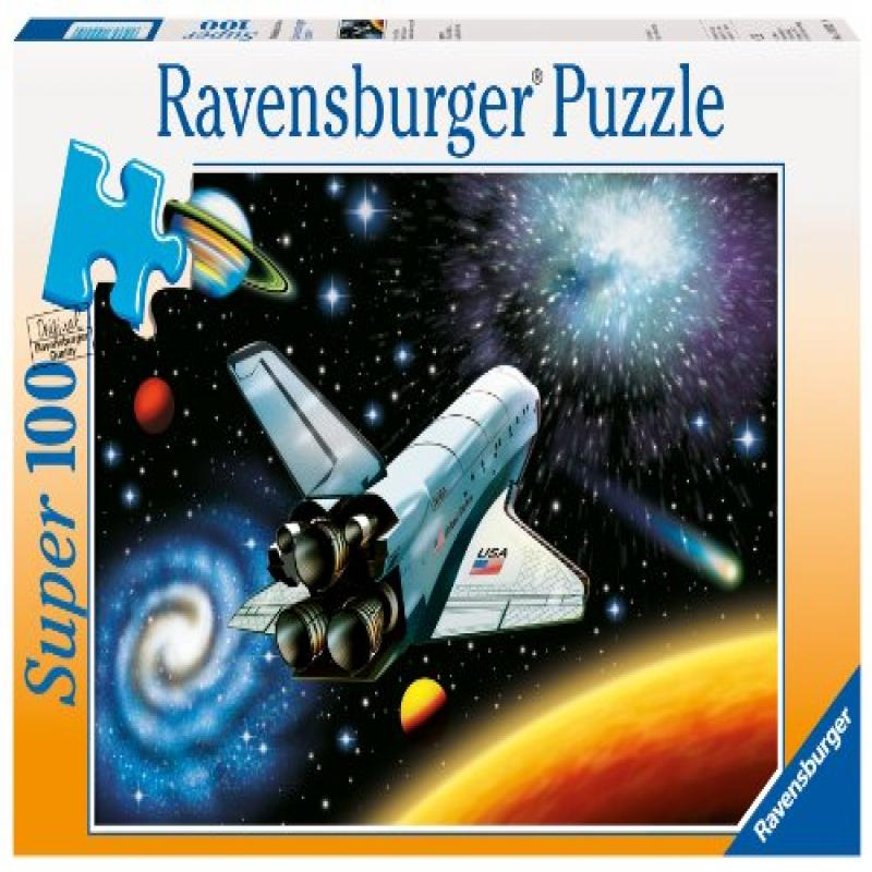 Ravensburger Outer Space 100 Piece Puzzle by