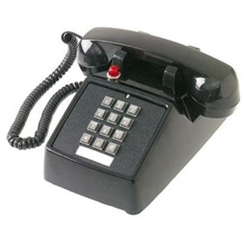 Scitec 2510-BK 25002 N/n Desk Set Black