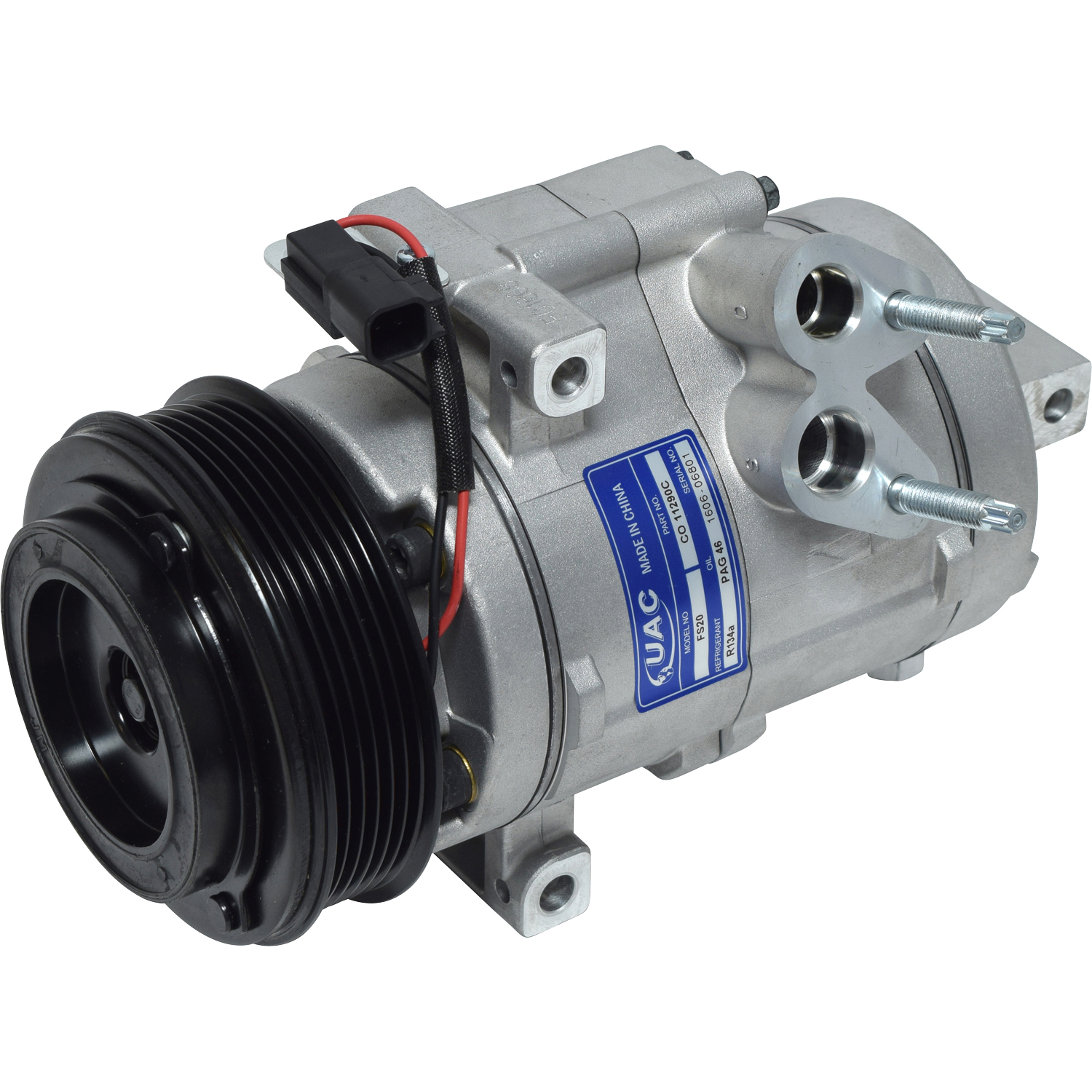 Motorcraft YCC313 A//C Compressor Assembly