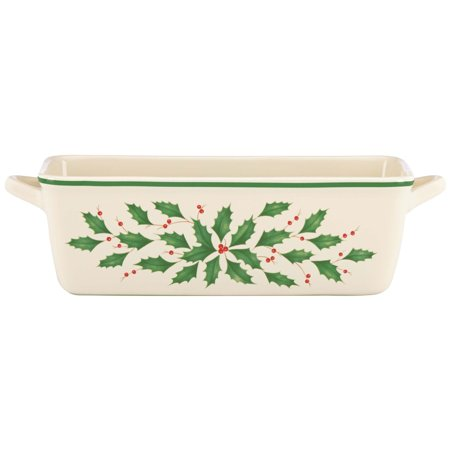 Lenox Holiday Gems - Lenox Holiday Loaf Pan