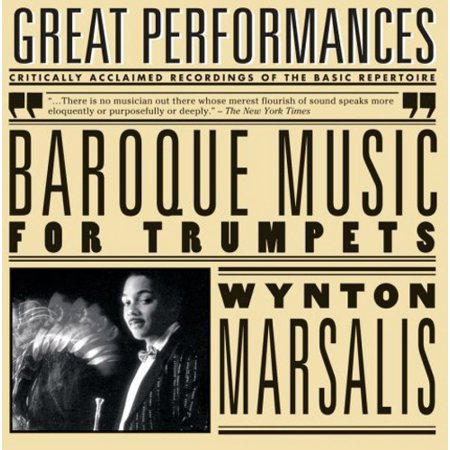Baroque Music for Trumpets (Remaster) (CD) (Baroque Vocal Music)