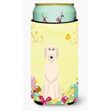 Easter Eggs Irish Wolfhound Tall Boy Beverage Insulator Hugger BB6065TBC