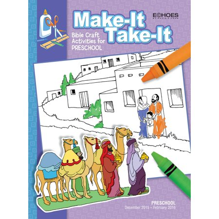 Echoes Winter 2018-2019: Preschool Make-It/Take-It (Craft Book) (#5013)](Preschool Winter Crafts)